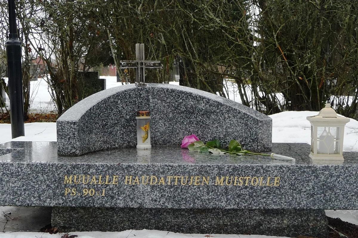 Teuvan vanha hautausmaa